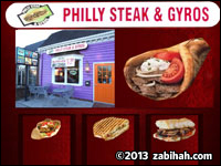 Philly Steak & Gyros
