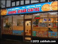 The Legend Kebab Centre