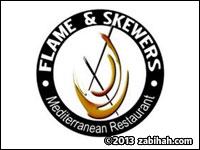Flames & Skewers