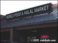 World Food & Halal Market