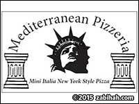 Hampton Mediterranean Pizza