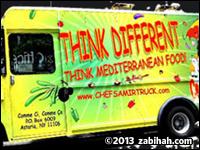 Chef Samir Truck