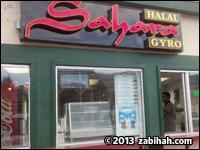 Sahara Halal Gyro