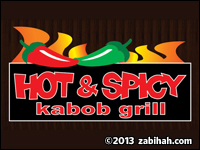Hot & Spicy Kabob Grill