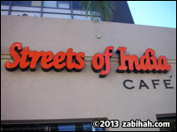 Streets of India Café
