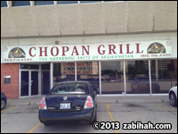 Chopan Grill