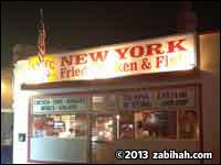 New York Fried Chicken & Fish