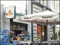 Sesam Falafel Kebab