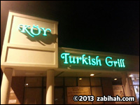 Köy Turkish Grill