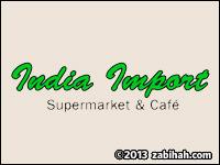 India Import Supermarket & Café