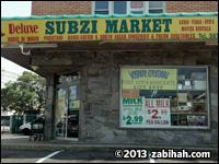 Subzi Bazaar