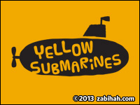 Yellow Submarines Cheesesteaks