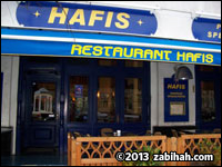 Restaurant Hafis