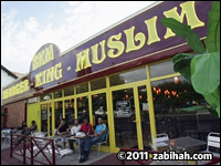 Beurger King Muslim