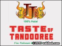 Taste of Tandooree