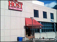 Host Fine Indian Cuisine