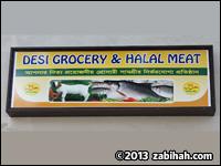 Desi Grocery & Halal Meat