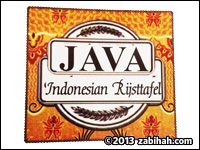 Java Rijsttafel