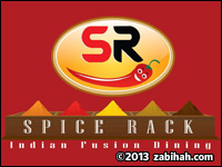 Spice Rack Indian Fusion