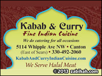 Kabab & Curry