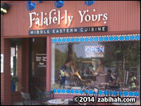 Falafel-ly Yours