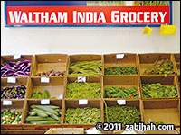 Waltham India Grocery