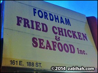 Fordham Fried Seafood & Chicken