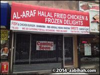 Al Araf Halal Fried Chicken