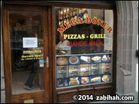 Mega Döner Pizza Grill