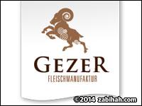 Gezer Fleischmanufaktur