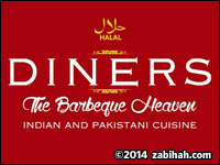 Diners the Barbecue Heaven