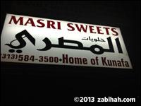 Al Masri Sweets