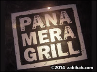 Panamera Grill