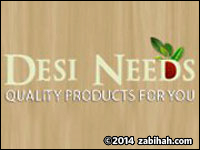 Desi Needs & Desi Dhaba