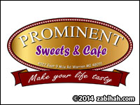 Prominent Sweets & Café