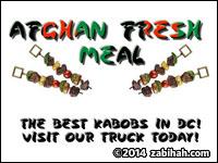 Fresh Afghan Cuisine