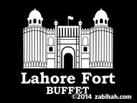 Lahore Fort Buffet