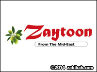 Zaytoon from the Mid-East