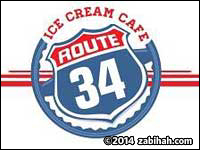 Route 34 Ice Cream Café