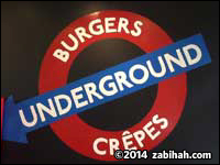 Underground Burger & Crêpe