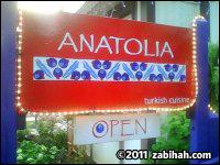 Anatolia Kabab House