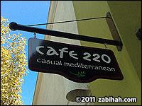 Café 220