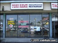 Toko Rame Halal