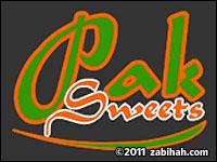 Pak Sweets