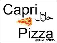 Capri Halal Pizza