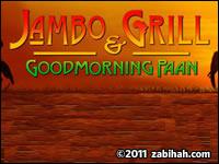 Jambo Grill & Good Morning Paan