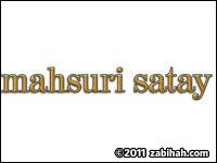 Mahsuri Satay