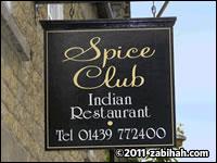 Helmsley Spice Club