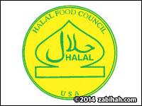 Halal Food Council USA