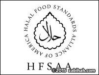 Halal Food Standards Alliance of America
